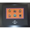 Disney Mickey's Not So Scary Halloween Party Pin - 2014 Framed Set