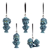 Disney Holiday Ornament Set - Haunted Mansion Singing Busts Glow
