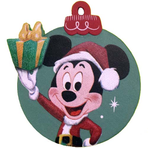 Disney Antenna Topper - Mickey's Very Merry Christmas - Santa Mickey