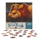 Disney Jigsaw Puzzle - The Lion King