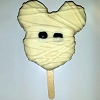 Disney Minnie's Bake Shop - Rice Crispy Mickey Treat on a Stick - MUMMY
