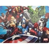 Disney Placemat - MARVEL The AVENGERS - Iron Man Hulk Widow Thor