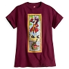 Disney Women's Shirt - The Haunted Mansion - Captain Hook