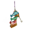 Disney Shoe Ornament - Sleeping Beauty - Flora Fauna Merryweather