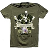 Disney Adult Shirt - Food & Wine Festival 2014 Passholder Exclusive - Green