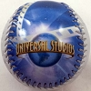 Universal Collectible Baseball - Universal Studios Stars 2nd Edition