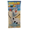 Disney Beach Towel - Frozen Olaf - Chillin'  in the Sunshine