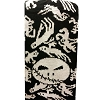 Disney Scarf - Jack Skellington Skulls and Ghosts