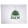 Disney Golf Hole Flag - Disney's Palm - Logo -  White