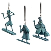 Disney Holiday Ornament Set - The Haunted Mansion Hitchhiking Ghosts