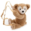 Disney Backpack Bag - Duffy the Disney Bear Plush - 17''