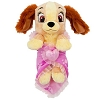 Disney Plush - Disney's Babies - Lady - Baby in Blanket