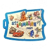 Disney Luggage Bag Tag - Art of Animation Resort