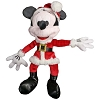 Disney Christmas Plush  - Retro Santa Mickey Mouse