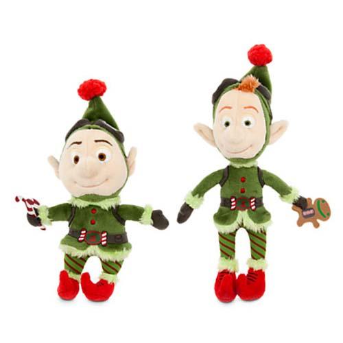disney christmas plush set prep and landing 7 - Christmas Plush Toys
