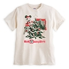 Disney Adult Holiday Shirt - Santa Mickey Mouse Retro - Disney World
