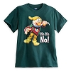 Disney Adult Shirt - Grumpy Dwarf - Ho Ho No