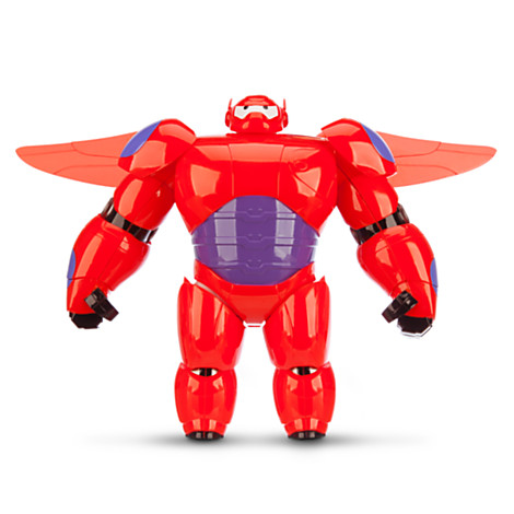 Disney Action Figure Set Big Hero 6 Armor Up Baymax 8