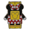 Disney Hidden Mickey Pin - 2014 B Series - Magic Bands - Minnie