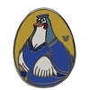 Disney Hidden Mickey Pin - 2014 B Series - Disney Birds - Lady Kluck