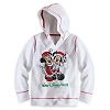 Disney Child Hoodie - Santa Mickey and Minnie