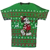 Disney Adult Shirt - Mickey Mouse Faux Sweater Design