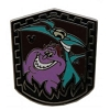 Disney Hidden Mickey Pin - 2014 B Series - Villainous Sidekicks - Pain and Panic