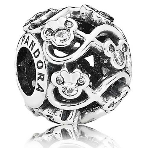 Disney Pandora Charm Mickey And Minnie Infinity
