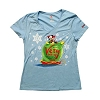 Disney Adult Shirt - 2014 Mickey's Very Merry Christmas Party - Ladies