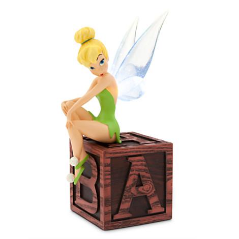 Your Wdw Store Disney Light Up Figure Tinker Bell Block