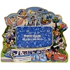Disney Picture Frame - Storybook - Ceramic - 4'' x 6''