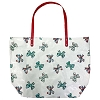 Disney Tote Bag - Christmas Holiday Retro Mickey Bows