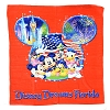 Disney Beach Towel - Mickey Icon -  Castle and Fireworks