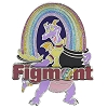 Disney Pin - Figment - Rainbow in the Pot O' Gold