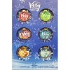 Disney Very Merry Christmas Party Pin - 2014 - Boxed Pin Set Cinderella