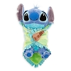 Disney Plush - Disney's Babies - Stitch - Baby in Blanket