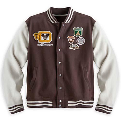 Your wdw store disney jacket walt world varsity