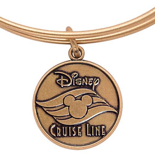 Your WDW Store Disney Alex And Ani Charm Bracelet Disney - Alex and ani cruise ship