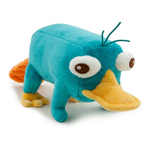 Your WDW Store - Disney Plush - Phineas and Ferb - Perry ...