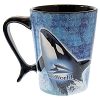 SeaWorld Mug Coffee Cup - Logo - Shamu