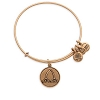 Disney Alex and Ani Charm Bracelet - Aulani - Gold
