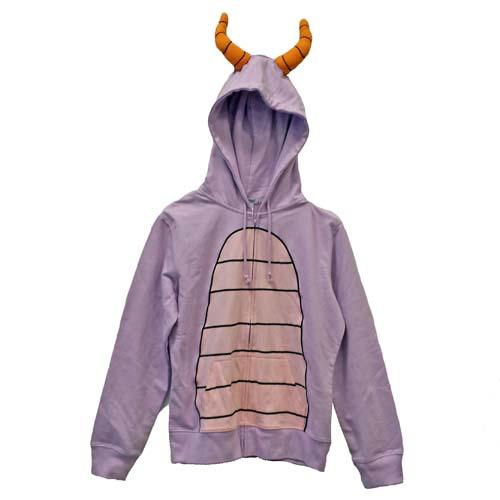 Your Wdw Store Disney Ladies Hoodie Figment Costume Jacket
