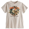 Disney Adult Shirt - Jingle Cruise Attraction Poster