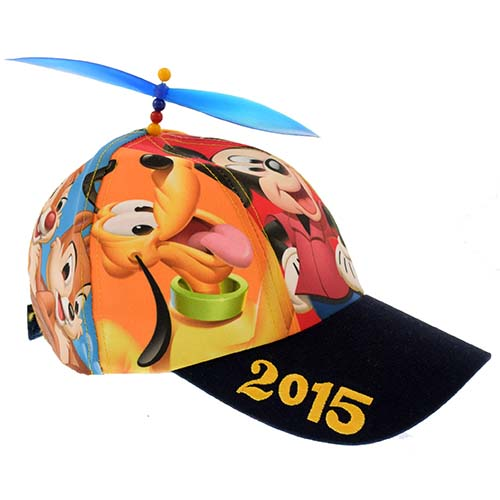 3fc67098d57 Disney Youth Hat - 2015 Mickey and Friends Baseball Cap with ...