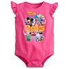 Disney Infant Bodysuit - 2015 Mickey Mouse and Friends - Pink