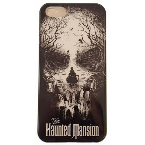 Disney Iphone 5 5s Case Haunted Mansion Hatbox Ghost
