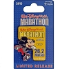 Disney Marathon Pin - WDW Marathon Weekend Mickey Marathon Logo - 2015