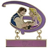 Disney GenEARation D Pin - Tangled - Rapunzel and Flynn