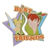 Disney Best Friends Pin - Tinker Bell and Peter Pan