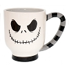 Disney Coffee Cup - Jack Skellington - White with Stripes Inside